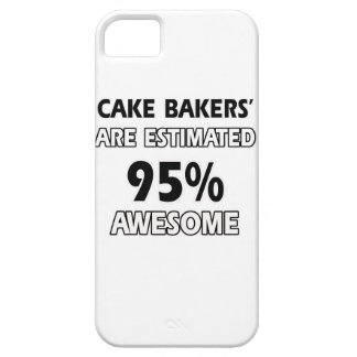 cake bake designs iPhone SE/5/5s case
