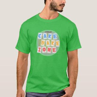 CAKE BAKE ZONE MEN'S TSHIRT