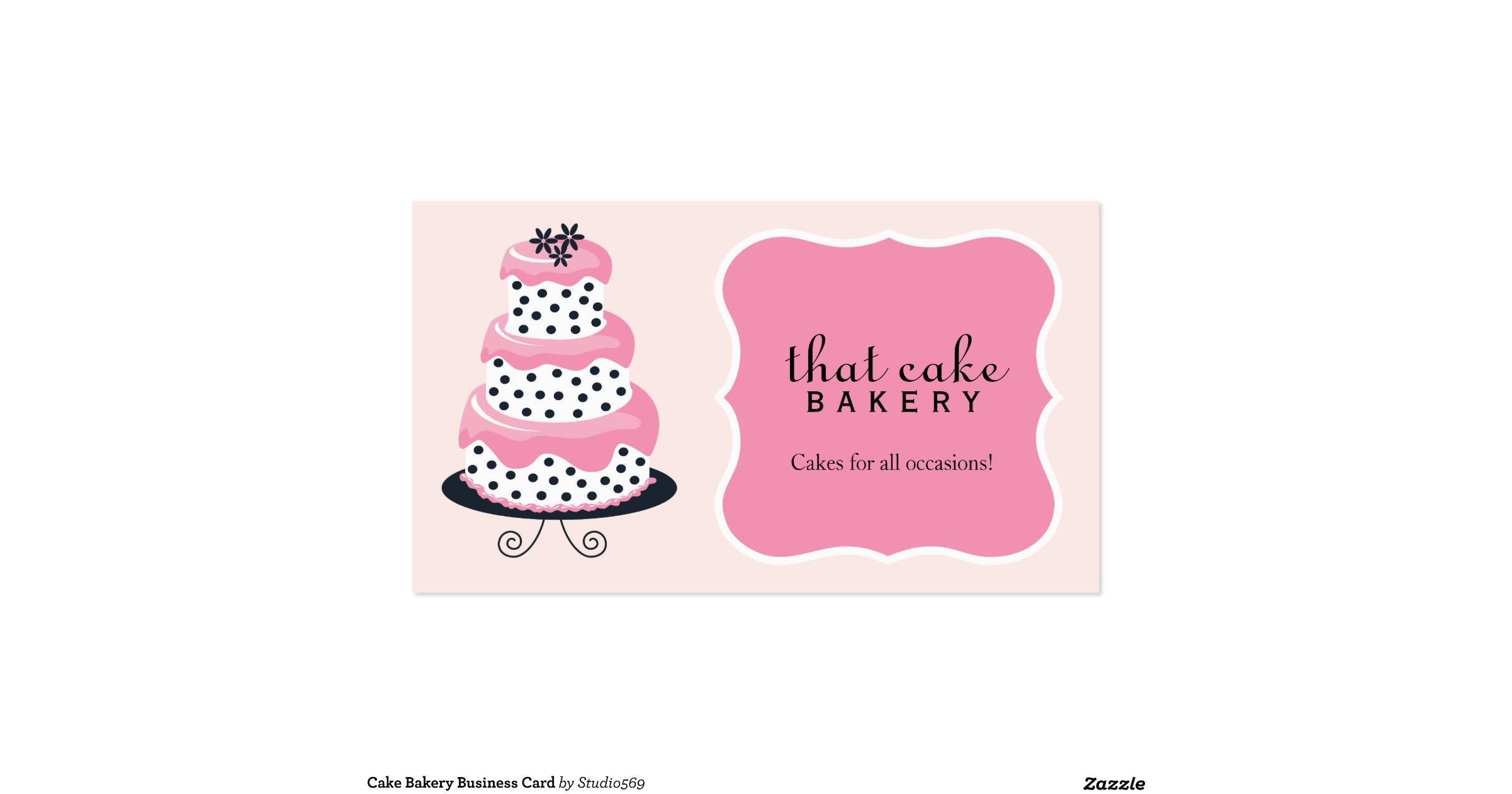 Bakery Business Card Images - Free Business Cards
