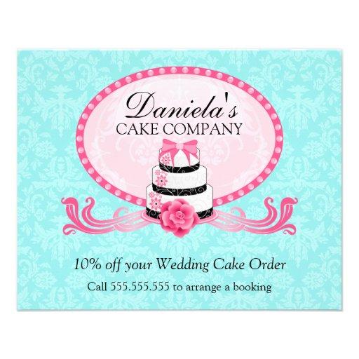 Cake Decorating Course Voucher : 89+ Cake Decorating Flyers, Cake Decorating Flyer ...