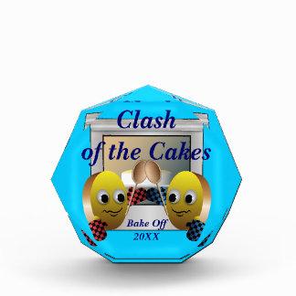 Cake Baking Contest Award