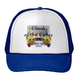 Cake Baking Contest Hats
