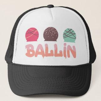 Cake Ballin Trucker Hat