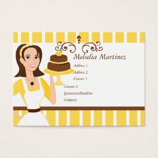 Cake Beauty Business Card