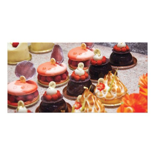 Cake - Bellagio - Le Dessert Photo Cards