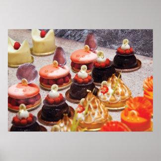 Cake - Bellagio - Le Dessert Poster