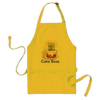 Cake Boss Adult Apron