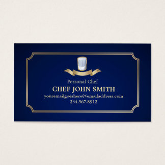 Cake Business Baking Business Card