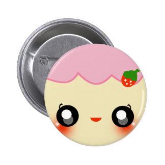 Cake Chan Pinback Button