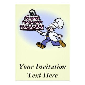 Cake Chef Card