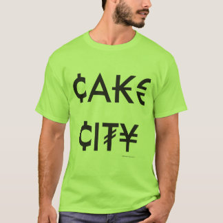 Cake City shirt