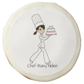 Cake Custom Cookies with Name