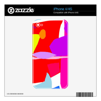 Cake Daytime Party School Pool Walk Skin For iPhone 4S