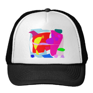 Cake Daytime Party School Pool Walk Trucker Hat