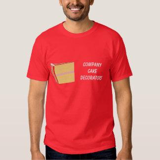 Cake Decorator Business Shirts