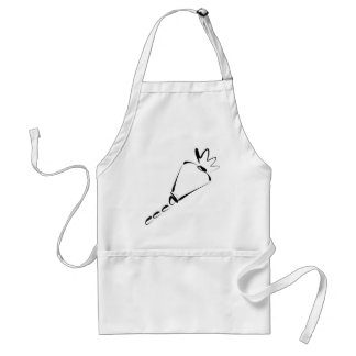 Cake Decorator Piping Bag Aprons