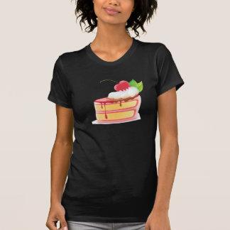 Cake Dessert Womens T-Shirt