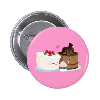 Cake Family Buttons