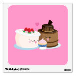 Cake Family Wall Graphics