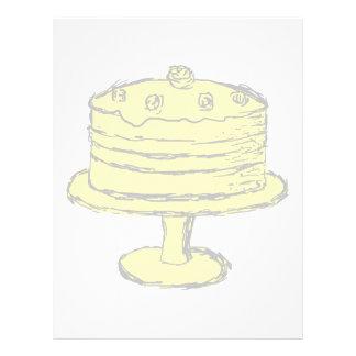 Cake. Flyer