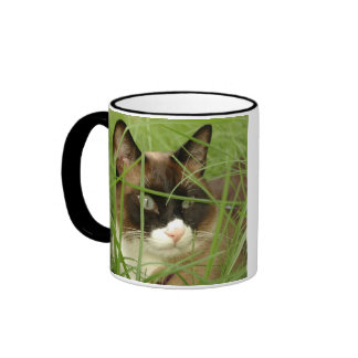 Cake in the grass - Customized Mugs