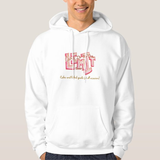 cake it to the limit logo 001, Cakes and baked ... Hoodie
