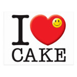 Cake Love Postcards