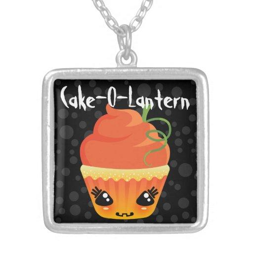 Cake-O-Lantern Pendants