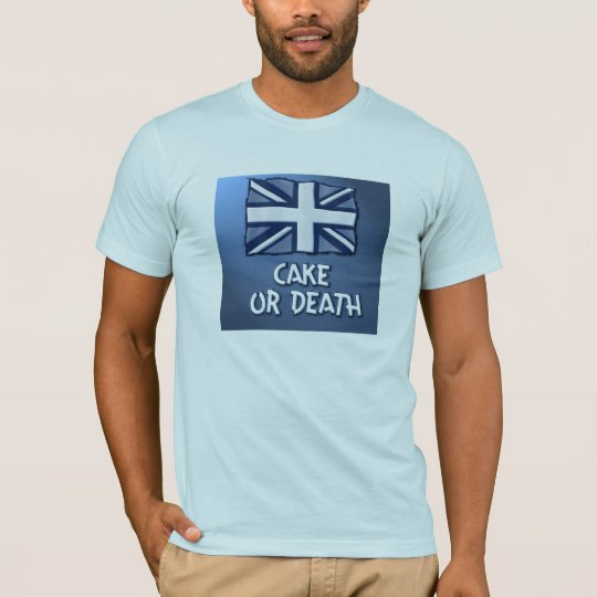cake or death 2 T-Shirt