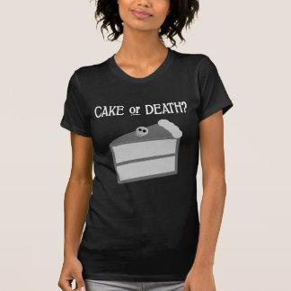 Cake or Death? Shirt