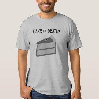 Cake or Death? Tshirt