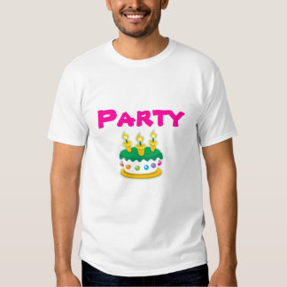 cake, Party Kids T-Shirt