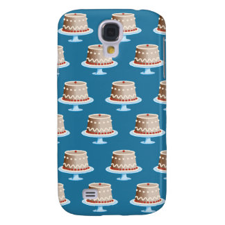 Cake pattern 1 samsung galaxy s4 cover