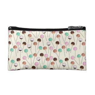 Cake Pop Cosmetic Bag