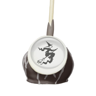 Cake Pop - Witch and Moon Cake Pops