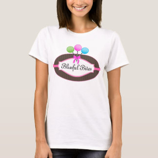 Cake Pops Bakery Business T-Shirt