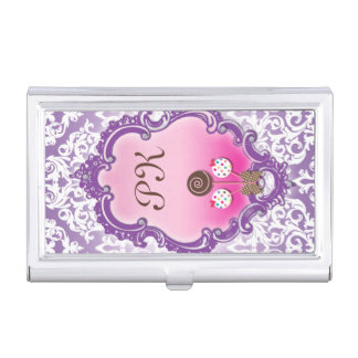 Cupcake Business Card Holders & Cases