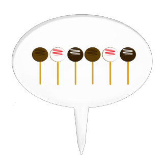 Cake Pops Cake Toppers
