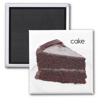 Cake Refrigerator Magnet