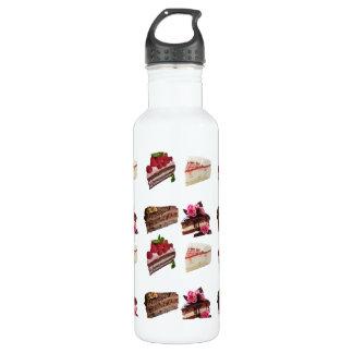 Cake Selection Water Bottle