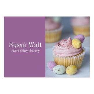 Cake Shop Bakery Business Card