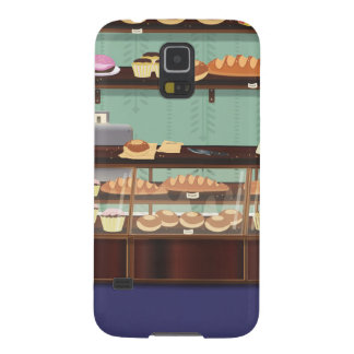 Cake Shop Counter Galaxy S5 Case