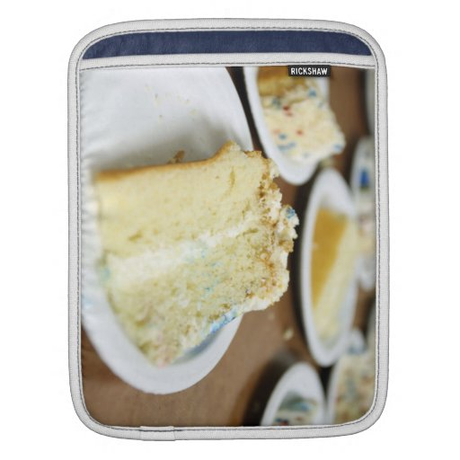 Cake Slices Sleeve For iPads