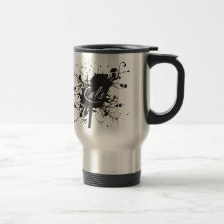 "CAKE ""SPLAT"" - perfect for the unique baker! Travel Mug"