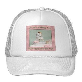 Cake Topper Cap Trucker Hat