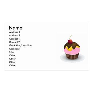 cake_tut, nombre, dirección 1, dirección 2, contac plantillas de tarjetas personales