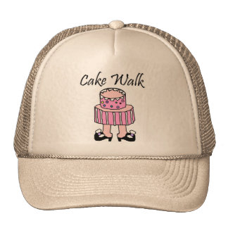 Cake Walk Mesh Hats