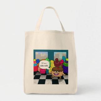 Cake Walk Tote Bag