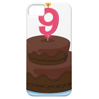 cake with candle iPhone 5 covers