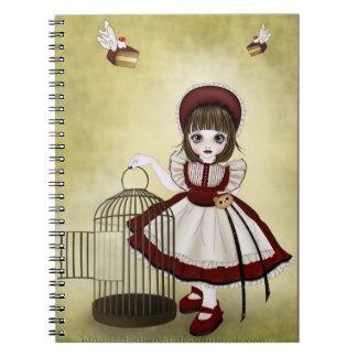CakeDoll Notebook